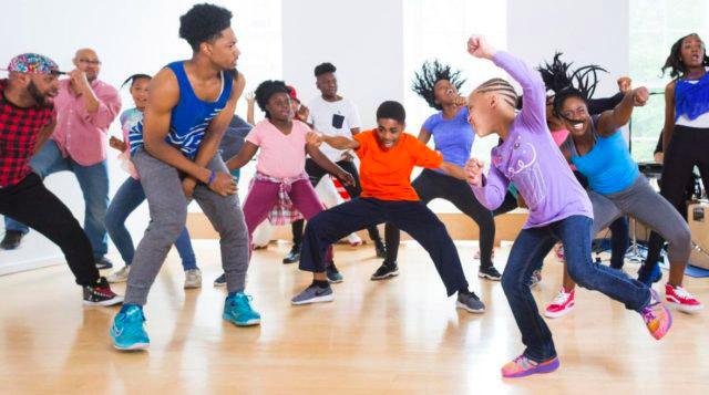 Afro Dance – Kiposa DANCE VOL 1 - Африканские танцы(Afro)