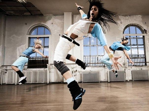 Современный танец – абсолютная свобода самовыражения!