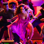 Рианна исполнила африканский танец Гвара на GRAMMY 2018