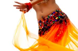 История восточных танцев