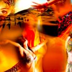Халиджи – магический танец женских волос