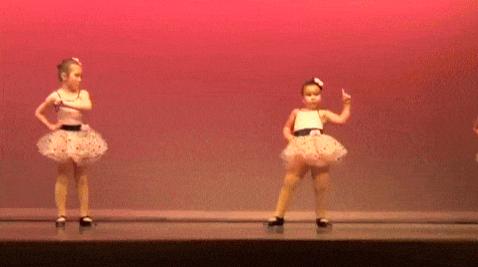 Когда танцевальная импровизация лучше постановки…