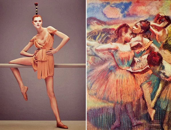 Fashion-балет: свежий взгляд на индустрию моды