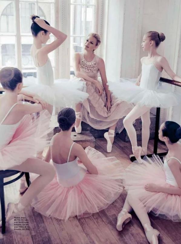 Балет и мода