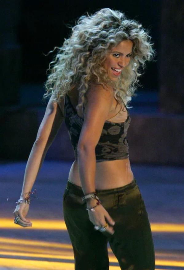 Screenshot 171 - Зажигательный латиноамериканский belly dance от Шакиры