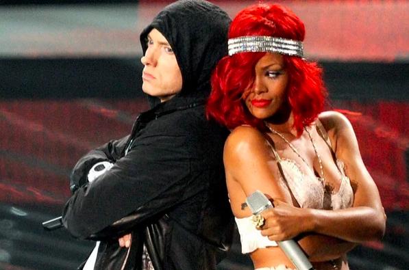 """Screenshot 192 - Почему успешная коллаборация """"Rihanna feat Eminem"""" не получила продолжения?"""