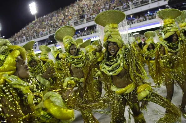Бразилький карнавал