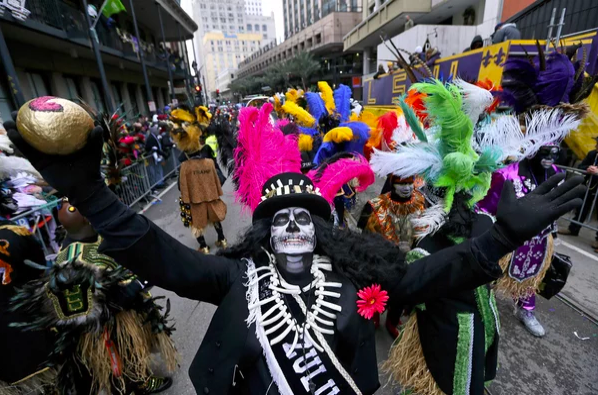 Screenshot 216 - Марди Гра: мистический карнавал в Новом Орлеане
