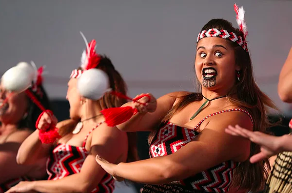 Screenshot 253 - Капа Хака: древний танец Маори в исполнении сборной Новой Зеландии по регби