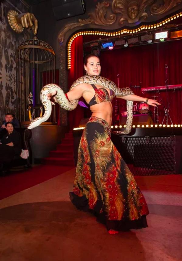 Screenshot 267 - Танец со змеей: соблазняй и властвуй..