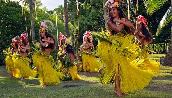 Heiva на Таити: фестиваль, о котором вы никогда не слышали