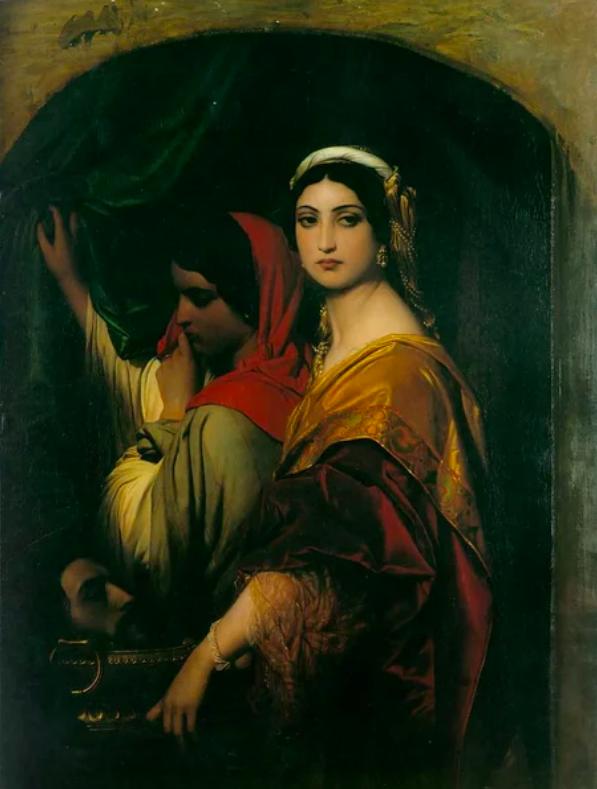 Screenshot 286 - Как развлекались девушки в султанском серале...
