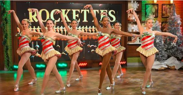 Screenshot 290 - Рождество в августе: выступление самой синхронной группы в мире The Rockettes