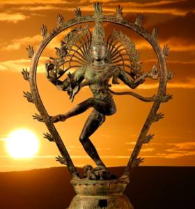 Танец в восточной мифологии