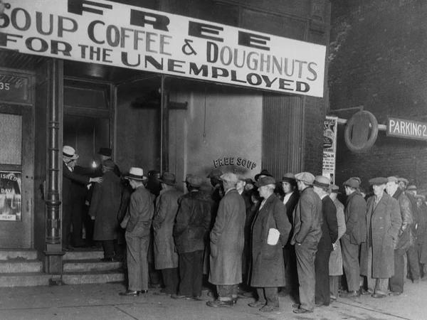 Марафоны в Америке во времена Великой Депрессии