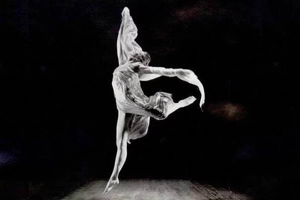 """Айседора Дункан и эксцентричный танец """"босоножки""""."""