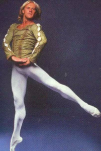 История балета - Александр Годунов