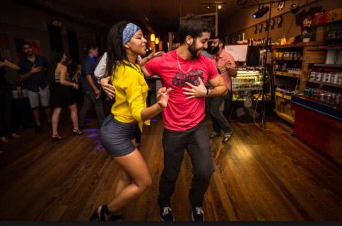 Как научиться танцевать сальсу?
