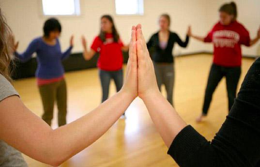 Танец и его целебные свойства