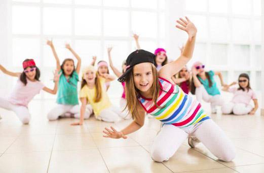 Танец хип-хоп: чем полезен для детей