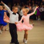 Занятия танцами для детей от 3-х лет