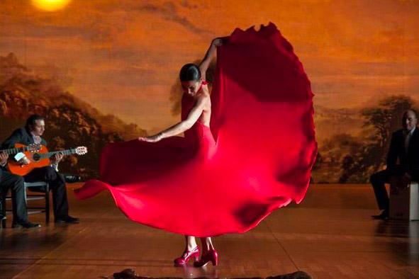 Испанский танец — страсть и ритм