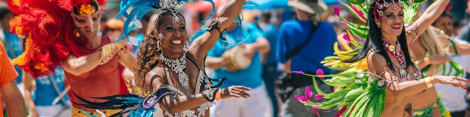 samba dancers 1600x400 - Зарождение: бразильский танец самба.