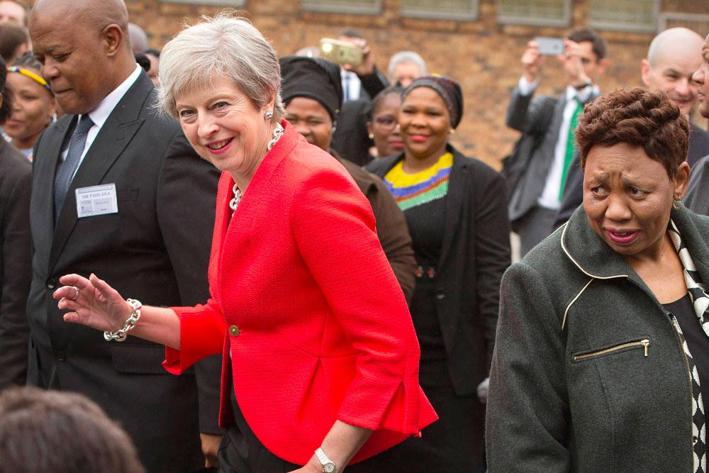 8p brit - Танцуют все! И даже политики...