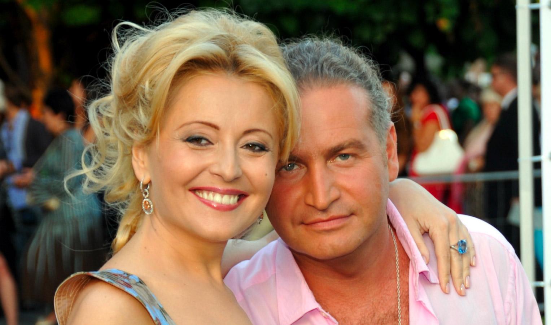 Анжелика Варум разводится с Леонидом Агутиным?