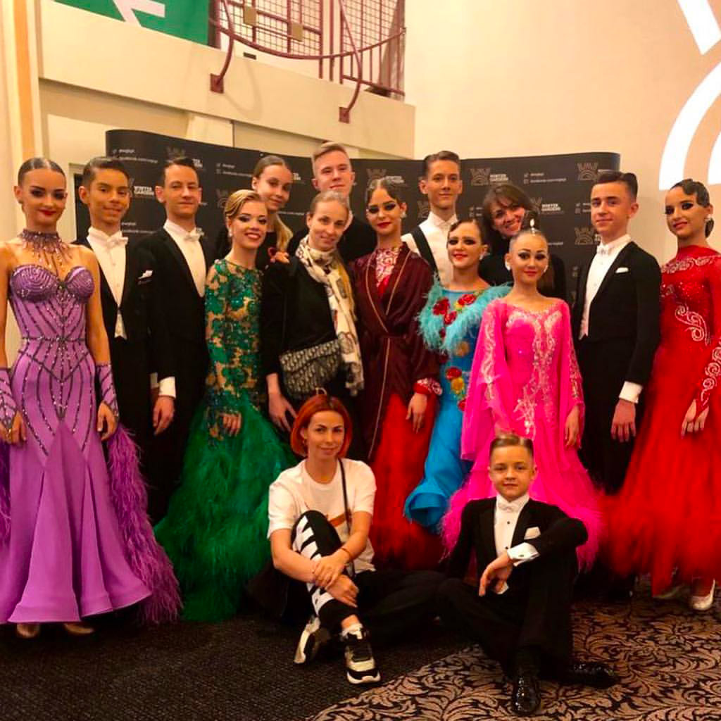 11 - Интервью с Викторией Рудковской. Как зарабатывать в бальных танцах
