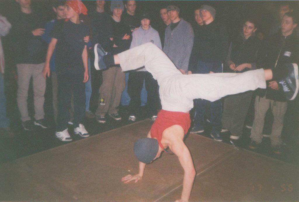 Хип-хоп в 90-е