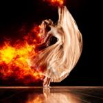 Невероятные танцы с огнем: 3 лучших видео