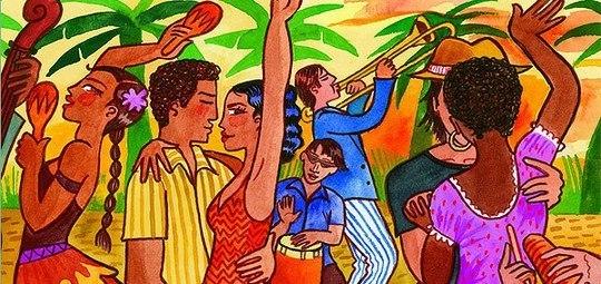Кубинская сальса - Танец сальса - откровение и флирт. Можно ли такому научиться?